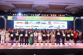 Viettel nằm trong top 3 nơi làm việc tốt nhất Việt Nam