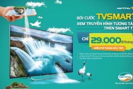 Miễn phí 30 ngày xem truyền hình trên smart TV