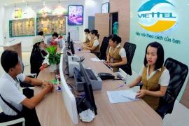 Phản ánh dịch vụ chuyển mạng giữ số sang Viettel qua Hotline 18008098