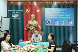 Chúc mừng khách hàng trúng thưởng chương trình của Viettel Hà Nội