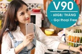 Gói cước V90 Viettel mở đăng ký cho cả thuê bao đang hoạt động