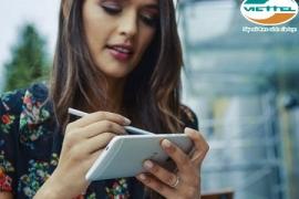 Nhận ngay 3GB data và 500 phút gọi/ tháng khi đăng ký gói B150 Viettel
