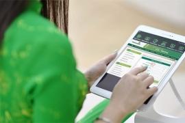 Vietcombank đồng hành cùng nhà mạng hỗ trợ đổi số điện thoại SMS Banking 11 số sang 10 số