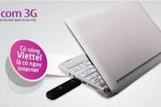 Dcom 3G Viettel