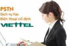Dịch Vụ Diện Thoại Bàn Viettel PSTN