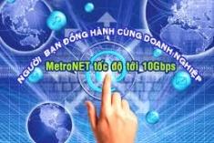 Đường Truyền Số Liệu Metronet Viettel
