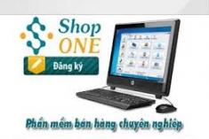Phần Mềm Quản Lý Bán Hàng ShopOne