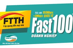 FTTH Fast 100Mb