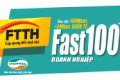 FTTH Fast 100Mb plus